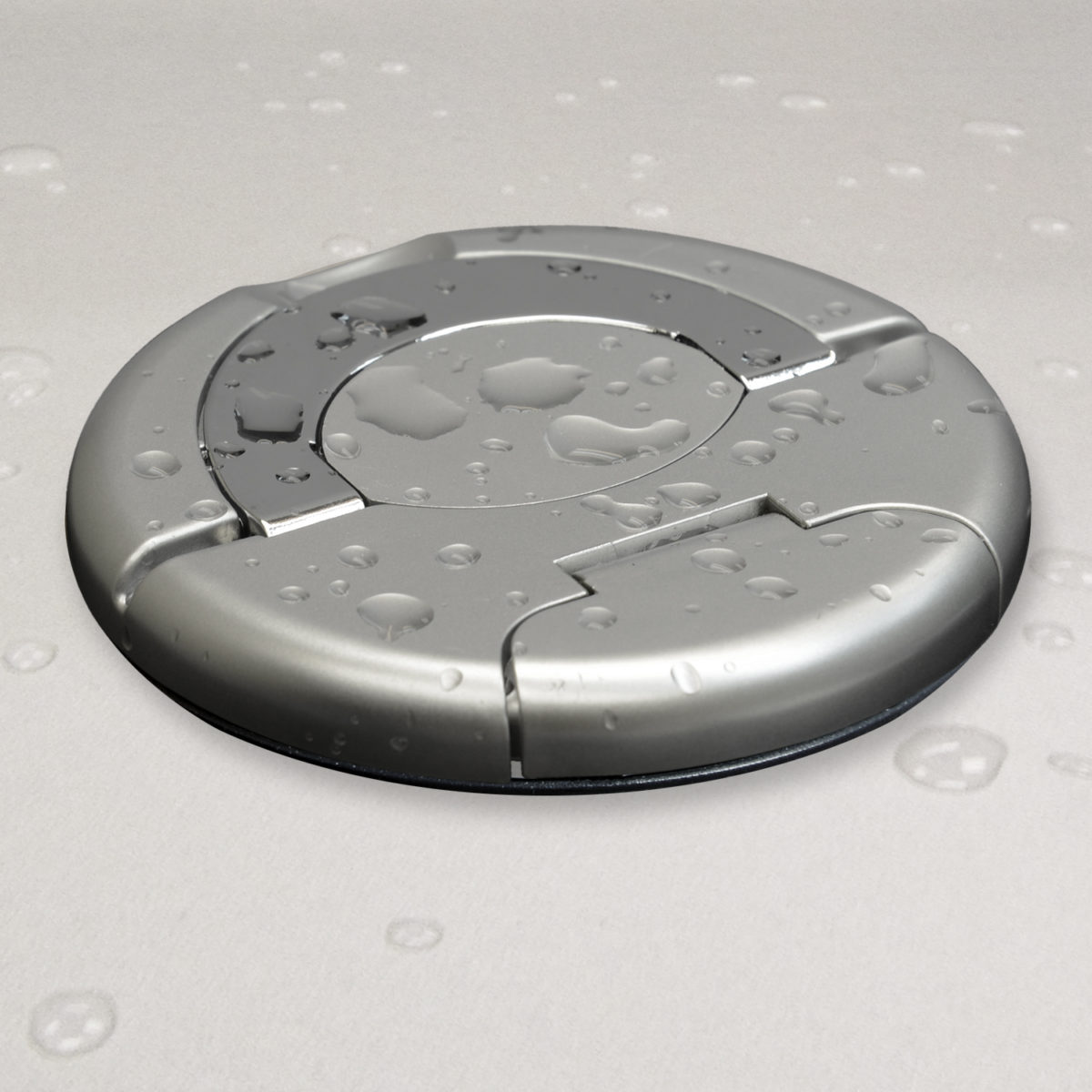 Waterproof – Pop up socket with 3 Socket & Dual USB-A charger
