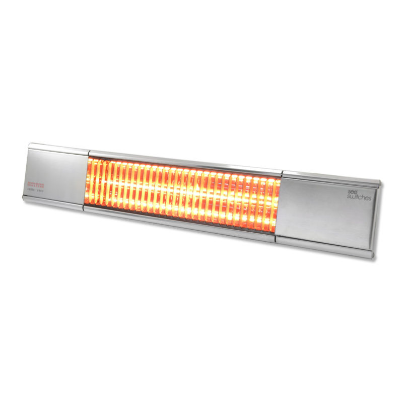 Outdoor Infrared Heater 2000W
