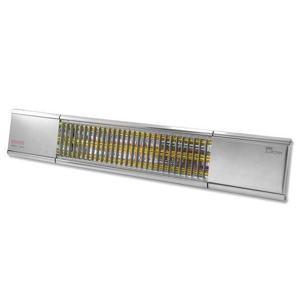 Outdoor Infrared Heater 1500W