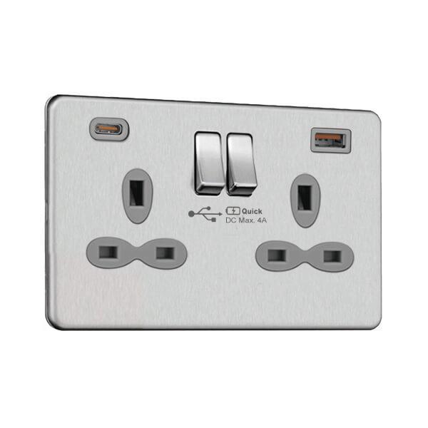 USB Charging Sockets