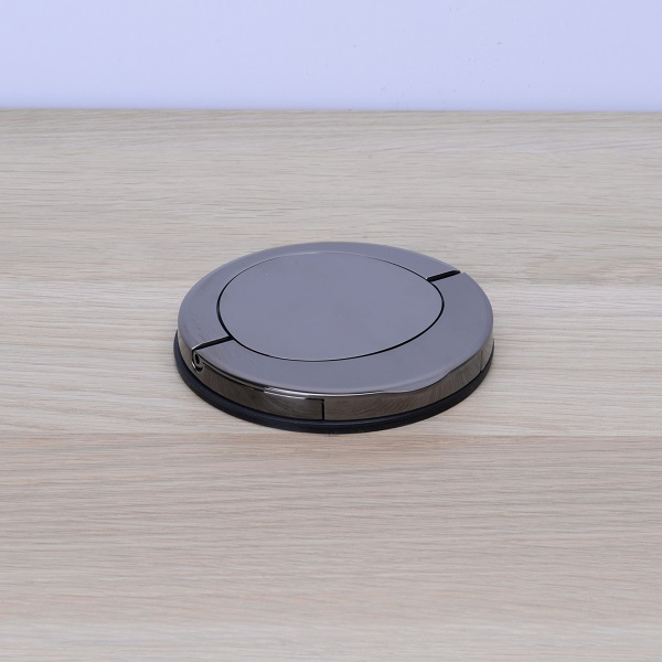 Waterproof – Pop up socket with 3 Socket & Dual USB Quick charger